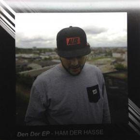 """Den Der EP - 12"""" Vinyl / Ham Der Hasse / 2014"""