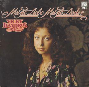 Meine Liebe Meine Lieder - LP / Vicky Leandros  / 1978