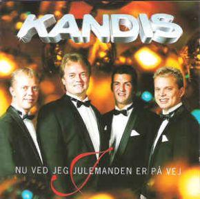 Nu Ved Jeg Julemanden Er På Vej - CD / Kandis / 1999