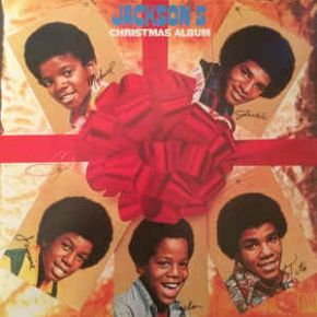 Christmas Album - LP / Jackson 5  / 1970 / 2014