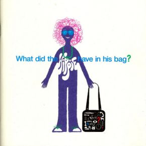 """What Did The Hippie Have In His Bag - 7"""" + bog / Cornershop / 2014"""