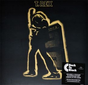 Electric Warrior - LP (Stød på et hjørne) / T. Rex / 1971 / 2014