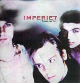 Tiggarens Tal - LP (RSD 2018) / Imperiet / 1988 / 2018