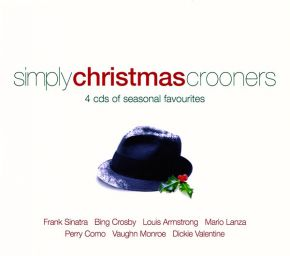 Simply Christmas Crooners - 4CD / Various Artists / 2008