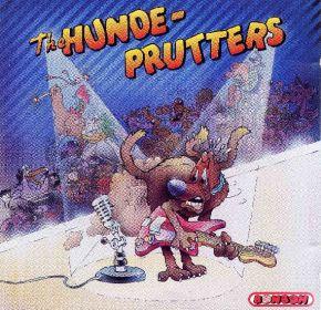 The Hundeprutters - CD / Bonbon's Bedste Backing Band  / 1997