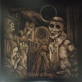 World Of Tombs - LP / Horned Almighty / 2014