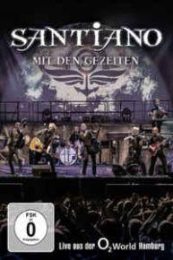 Mit Den Gezeiten - 2CD+DVD / Santiano / 2014