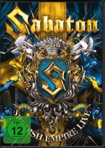 Swedish Empire Live - 2DVD / Sabaton / 2013