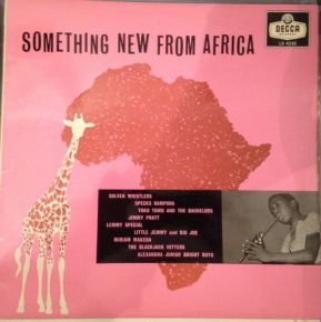 Something New From Africa - LP / Various