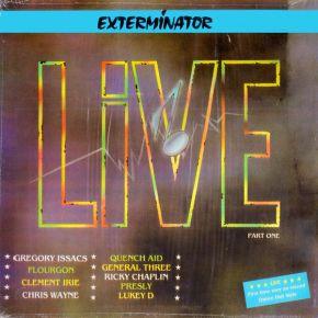 Exterminator Live Part One - LP / Various / 1989