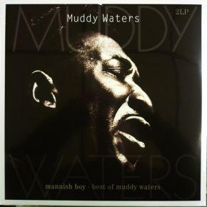 Mannish Boy - The Best Of - LP / Muddy Waters / 2014