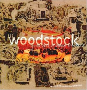 Woodstock Three Days Of Peace And Music Twenty-Fifth Anniversary Collection - 4CD / Various / 1994