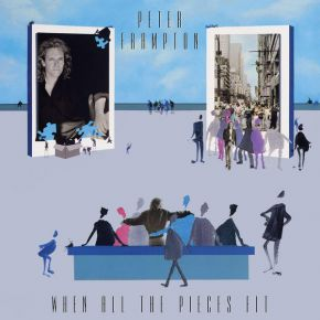 When All The Pieces Fit - LP / Peter Frampton  / 1989
