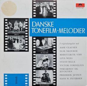 Danske Tonefilm-Melodier nr. 1 - LP / Various