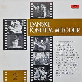 Danske Tonefilm-Melodier nr. 2 - LP / Various