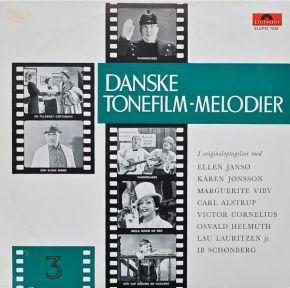 Danske Tonefilm-Melodier nr. 3 - LP / Various