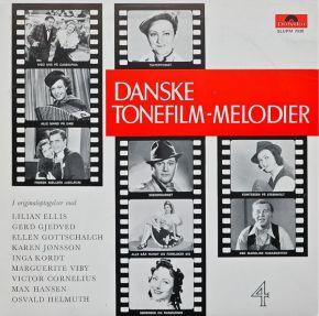 Danske Tonefilm-Melodier nr. 4 - LP / Various