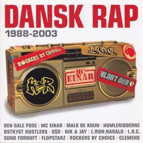 Dansk Rap 1988-2003 - 2  CD / Various  / 2003