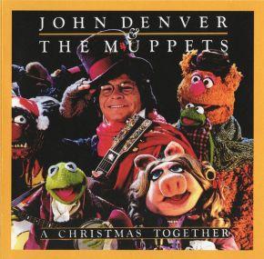 A Christmas Together - CD / John Denver & The Muppets / 1979 / 2013