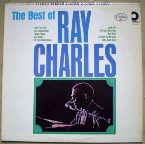 The Best Of Ray Charles - LP / Ray Charles / 1966