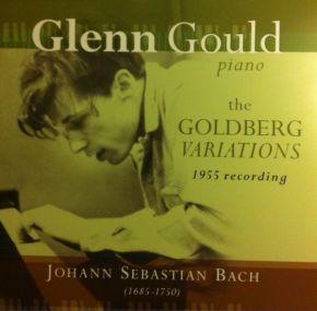 The Goldberg Variations 1955 Recording - LP / Johann Sebastian Bach | Glenn Gould / 1955 / 2014