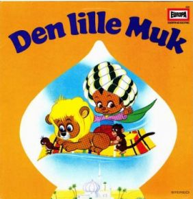 Den Lille Muk - LP / Peter Kitter, Svend Bjerre, Yvonne Larsen, Ingelise Svendsen, Birger Højland, Irene Vang  / 1977