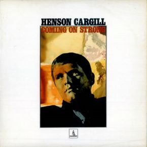Coming On Strong - LP / Henson Cargill  / 1968