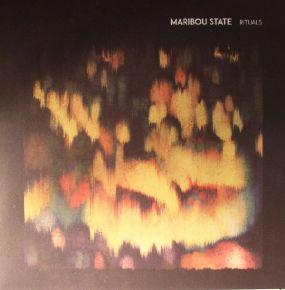 "Rituals - 12"" Vinyl / Maribou State / 2015"