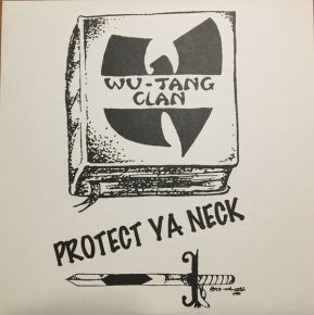 "Protect Ya Neck - 12"" Vinyl / Wu-Tang Clan / 2015"
