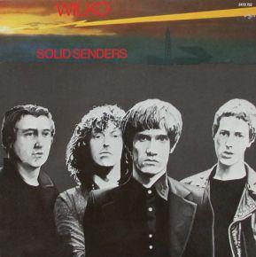 Solid Senders - LP / Solid Senders / 1978