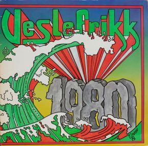 Veslefrikk 1980 - LP / Veslefrikk / 1980