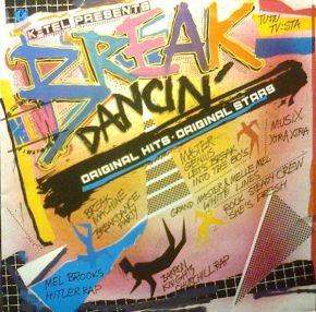 New Breakdancin' - LP / Various / 1984
