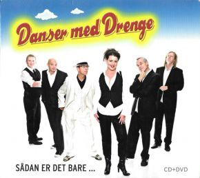 Sådan Er Det Bare - CD+DVD / Danser med Drenge / 2008