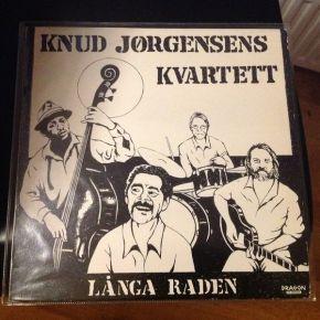 Musik I Långa Raden 1962-63 - LP / Knud Jørgensens Kvartett / 1987