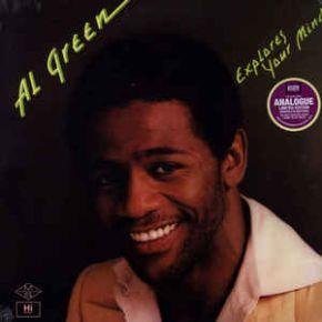 Explores Your Mind - LP (Pure Pleasure) / Al Green / 1974 / 2012