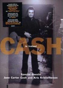 Cash In Ireland 1993 - DVD / Johnny Cash / 2006