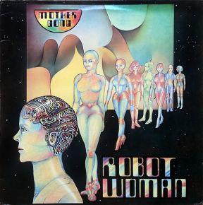 Robot Woman - LP / Mother Gong  / 1981