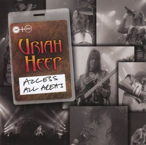 Access All Areas - CD + DVD / Uriah Heep  / 2015