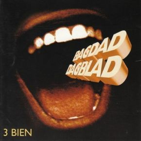 3 Bien - CD / Bagdad Dagblad / 1993