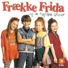 Frække Frida - Og De Frygtløse Spioner - CD / Various Artists / 1994