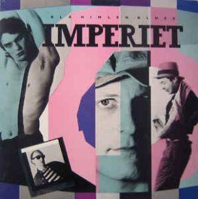 Blå Himlen Blues - LP (RSD 2018) / Imperiet / 1985 / 2018