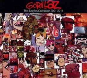 The Singles Collection 2001-2011 - CD / Gorillaz / 2011