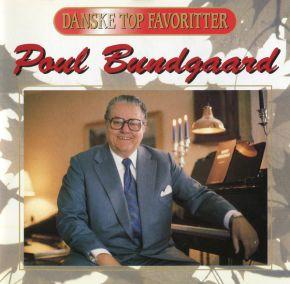 Danske Top Favoritter - CD / Poul Bundgaard / 1996