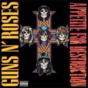 Appetite For Destruction - LP / Guns N' Roses / 1987 / 2015