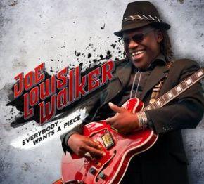 Everybody Wants a Piece - CD / Joe Louis Walker / 2015