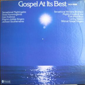Gospel At Its Best - LP / Various 