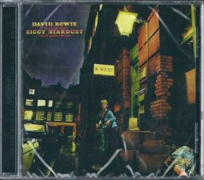 The Rise And Fall Of Ziggy Stardust And The Spiders From Mars - CD / David Bowie / 1972