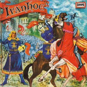 Ivanhoe - LP / Peter Kitter, Svend Bjerre, Ole Monty, Caja Heimann, Yvonne Larsen / 1976