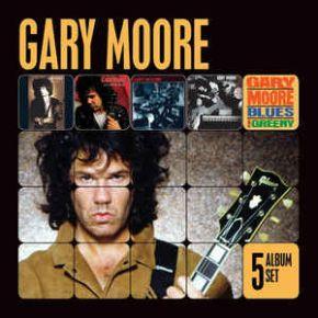 5 Album Set - 5CD / Gary Moore / 2002
