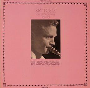 Quintet & Quartet 1950•1951 - LP / Stan Getz  / 1976